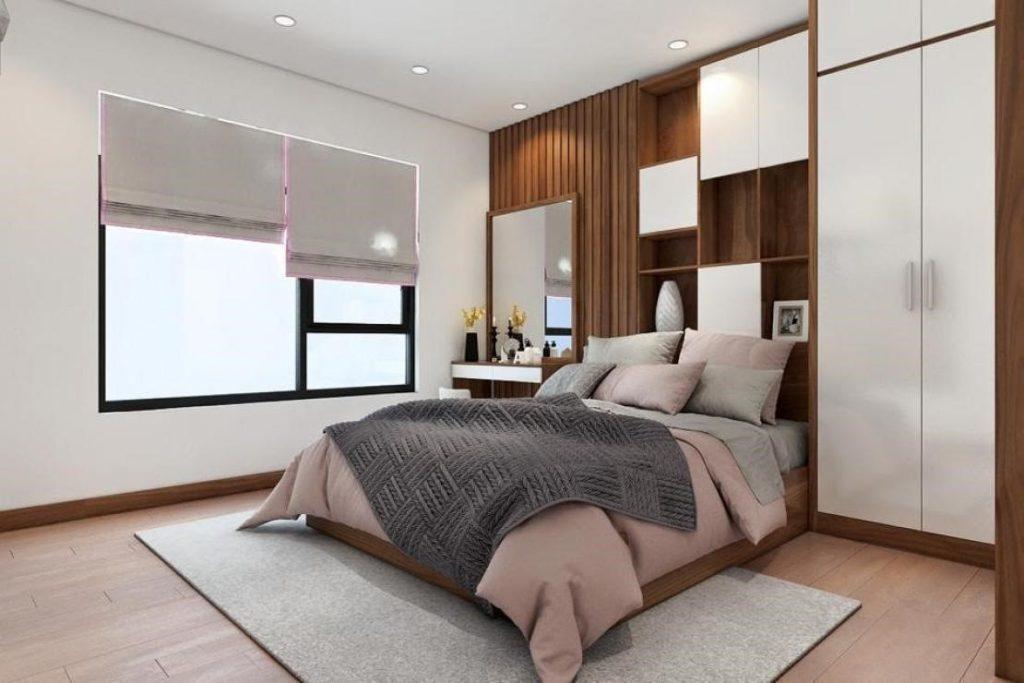 Căn hộ 2 phòng ngủ của Feliz Homes được tối ưu về không gian
