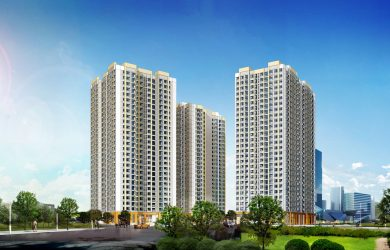 Dự án Feliz Homes - sản phẩm nhà ở trọng điểm Quận Hoàng Mai năm 2020